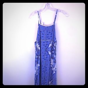 NWT Everly Maxi Dress